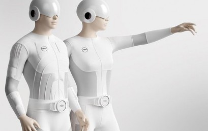 The Teslasuit Lets You Feel Virtual Reality